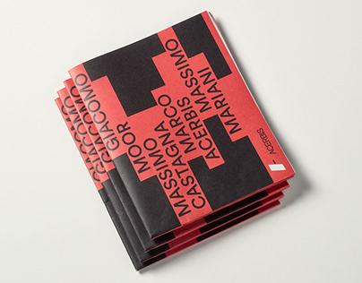 Design Code – Magazine