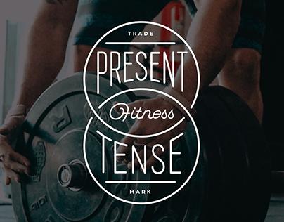 Present Tense Fitness Logo