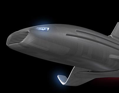 Audi A4 Spaceship