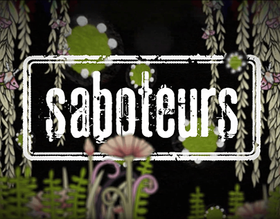 "Saboteurs ""Splintered"" Lyric Video"