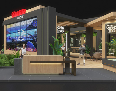 Amer Group proposal at Cityscape 2020