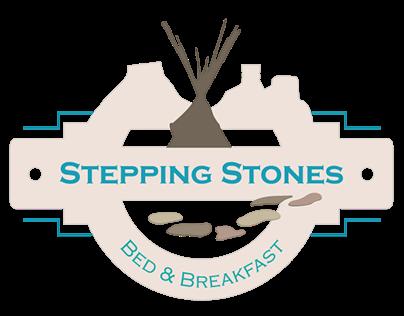 Stepping Stones Bed & Breakfast Logo