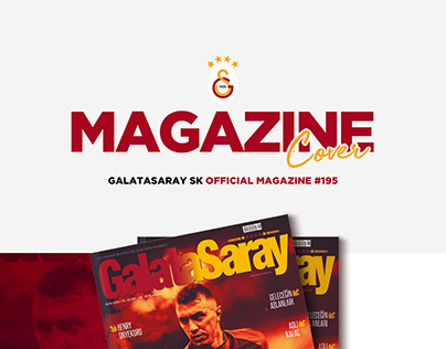GALATASARAY SK / Official Magazine Cover