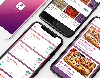 Twine | Mobile App