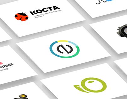 Logo Design Collection 2016–2018