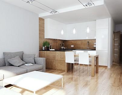 Apartment Chorzów #2
