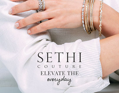 SETHI COUTURE ONLINE MARKETING MATERIAL