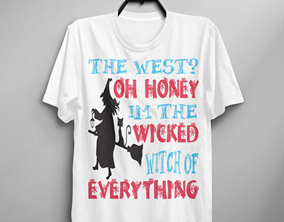 the west? oh honey 'm thewicked .......