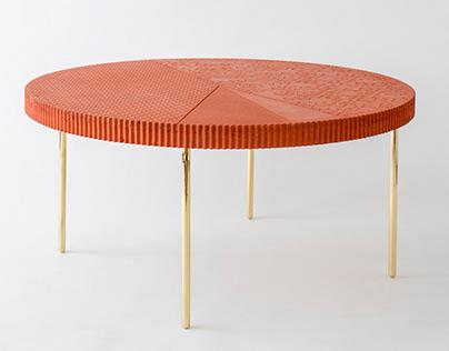DAVID ELIA - REEL COFFEE TABLE