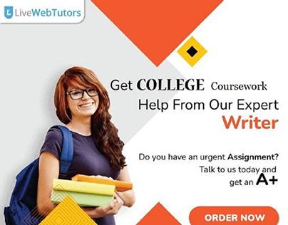 College Coursework Help USA Service