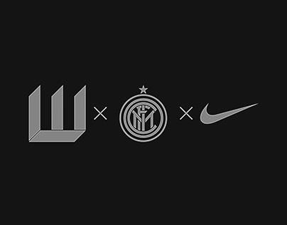 Nike x Football Club Internazionale Milano (MOCKUP)