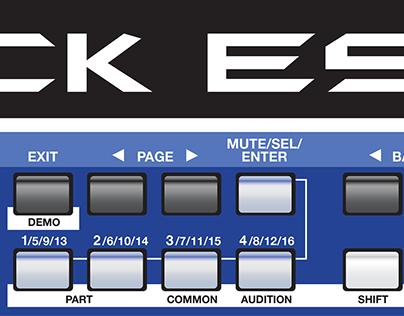 Motif Rack ES illustration