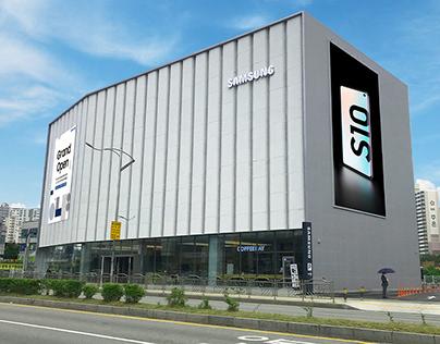 Samsung Electronics Digital Plaza Megastore-Pyeongtaek