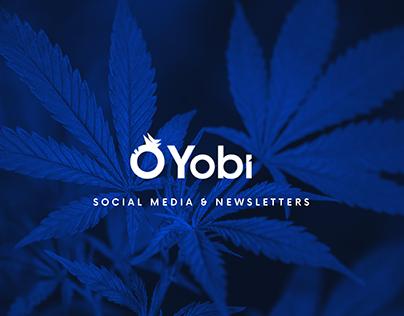 Yobi | Social Media & Newsletters