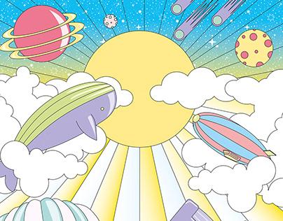 Corsa al cielo