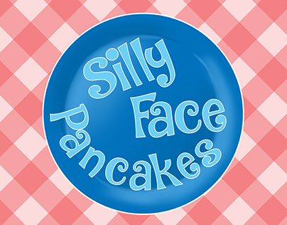 Silly Face Pancakes - Board Game