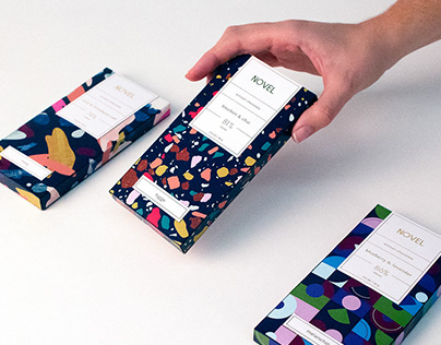 Novel - chocolate packaging