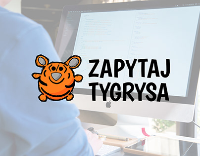 Zapytaj Tygrysa logo