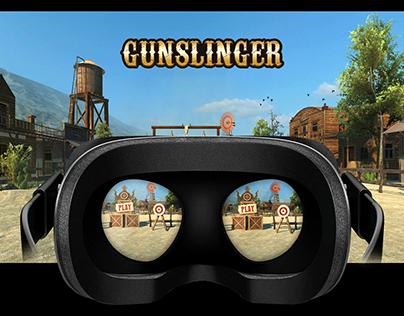 Gun Slinger VR (Oculus & HTC Vive)