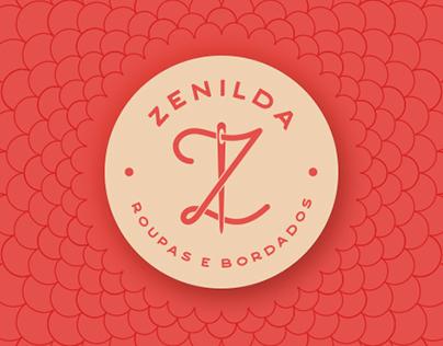 Zenilda - Identidade Visual