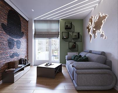 Private apartment. ЖК Villa Magnolia
