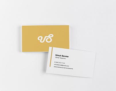 Business Card Design / Kartvizit Tasarımı