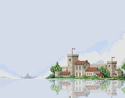 Castle By The River