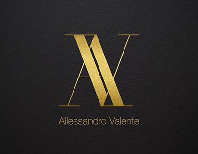 Allessandro Valente   Visual Identity