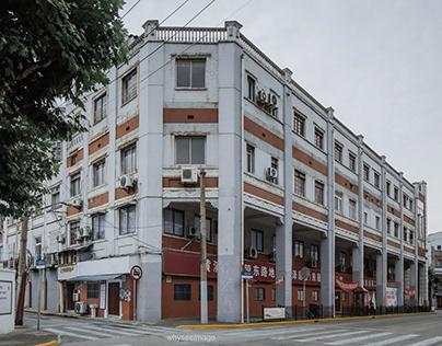Jinling East Road   ShanghaiArchStory