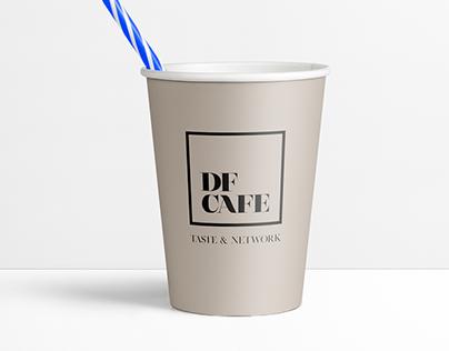 DF CAFE - Branding