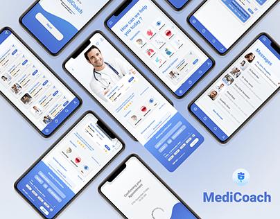 MediCoach | App Interface