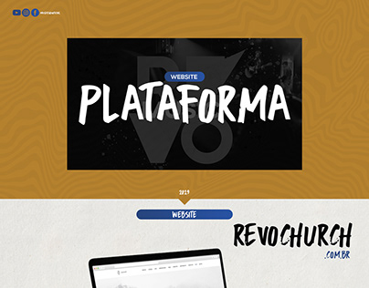 Web Sites, Revochurch, Revomusic e Matheus Schmitt