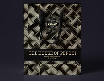 House of Peroni Project - CINEASTA // Droga5