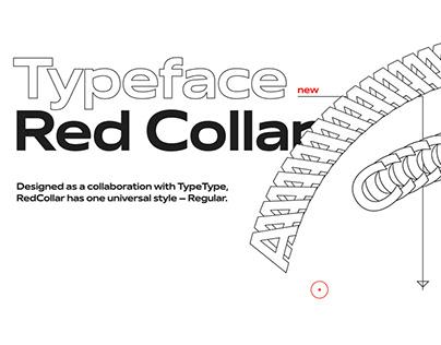 RedCollar Font