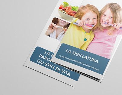 Tri-folder Dentista