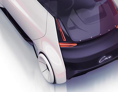 Volvo Care Concept