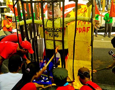 Kilusang Mayo Uno   113th Labor Day in Calamba