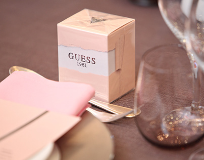 Guess 35th Birthday & 1981 Fragrance Launch
