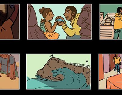 Storyboard Samples