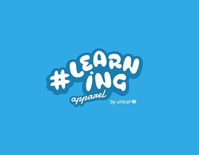 UNICEF - #LearningApparel
