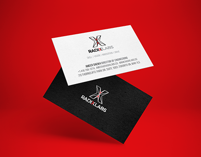 Radix Labs- Identity Design