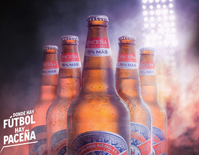 Paceña Social Media - Copa America 2016