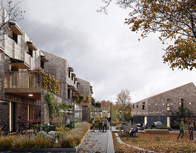 2030 Concept Housing   Perpendicular Architects