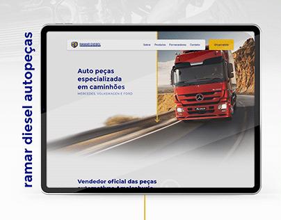 Ramar Diesel | Onepage
