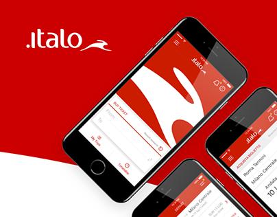 Italo App Redesign