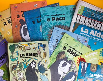 La Aldea | Fasciculos EL ESPECTADOR