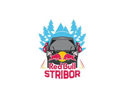 Red Bull STRIBOR - graphic design & illustration