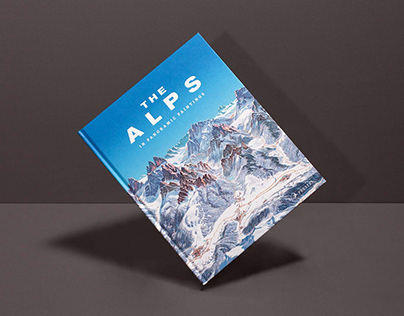 The Alps - Prestel Publisher