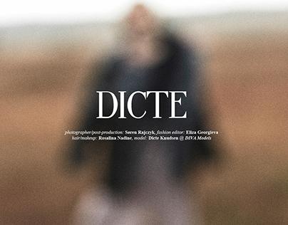 Dicte