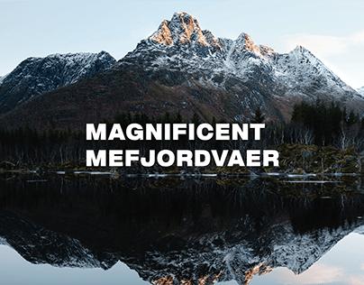 magnificent mefjordvaer